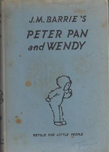 Picture of J M Barrie's Peter Pan and Wendy retold for little people
