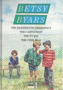 Picture of 4-in-1 (The Eighteenth Emergency; The Cartoonist; The TV Kid; The Cybil War)