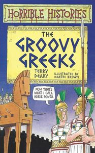 Picture of Horrible Histories:  The Groovy Greeks
