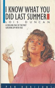I Know What You Did Last Summer by Lois Duncan - review