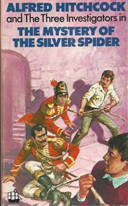 Picture of Alfred Hitchcock and the Three Investigators: The Mystery of The Silver Spider