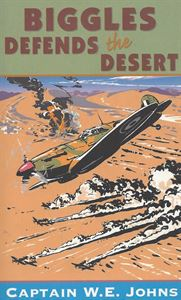 Picture of Biggles Defends the Desert