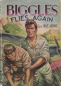 Picture of Biggles Flies Again
