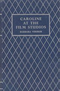 Picture of Caroline at the Film Studios