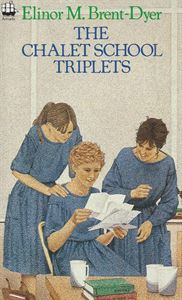 Picture of The Chalet School Triplets