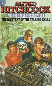Picture of Alfred Hitchcock and the Three Investigators:  The Mystery of the Talking Skull