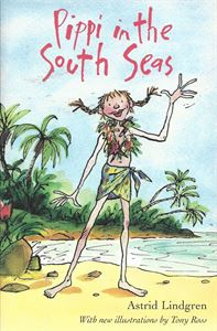 Picture of Pippi in the South Seas