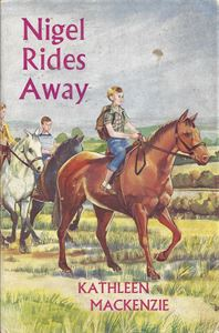 Picture of Nigel Rides Away