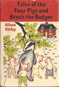 Picture of Tales of the Four Pigs and Brock the Badger