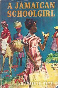 Picture of A Jamaican Schoolgirl