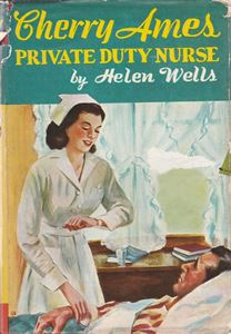 Picture of Cherry Ames Private Duty Nurse