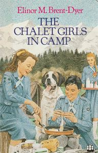 Picture of The Chalet Girls In Camp