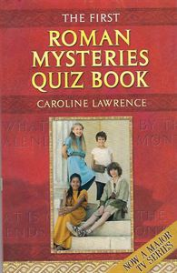 Picture of The First Roman Mysteries Quiz Book