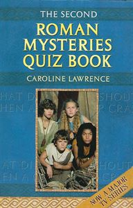 Picture of The Second Roman Mysteries Quiz Book