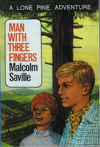Picture of Man With Three Fingers