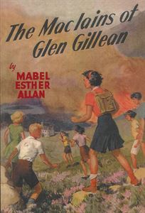 Picture of The MacIains of Glen Gillean