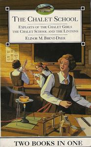 Picture of 2 in 1: Exploits of the Chalet Girls + The Chalet School and the Lintons