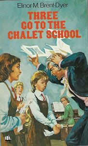 Picture of Three Go To The Chalet School