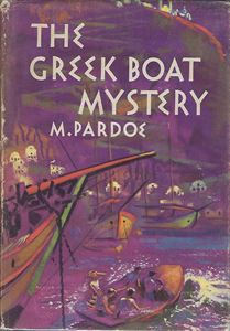 Picture of The  Greek Boat Mystery