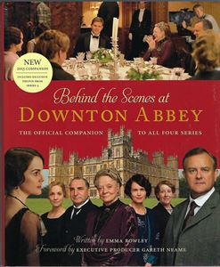 Picture of Behind the Scenes at Downton Abbey