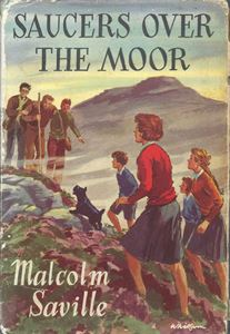 Picture of Saucers Over The Moor