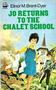 Picture of Jo Returns to the Chalet School