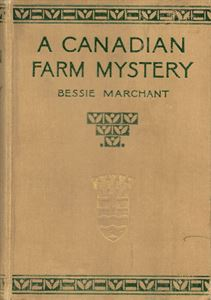 Picture of A Canadian Farm Mystery