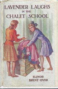 Picture of Lavender Laughs in the Chalet School